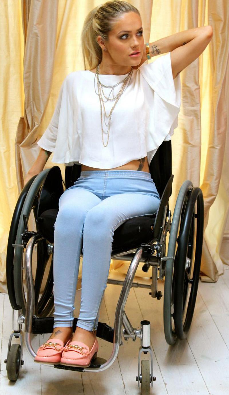 Секс с инвалидное девочки 22 фотография