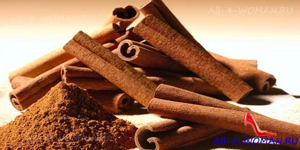 Корица снижает сахар в крови или нет