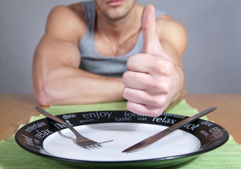 интервальное голодание на сушку плитки