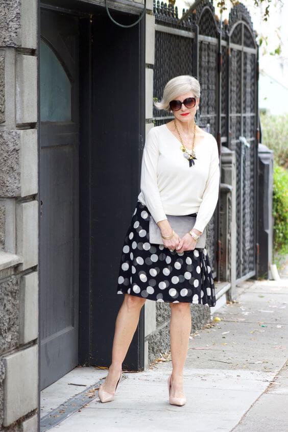 Уличная мода после 50, или как выглядит стильная зрелость картинки