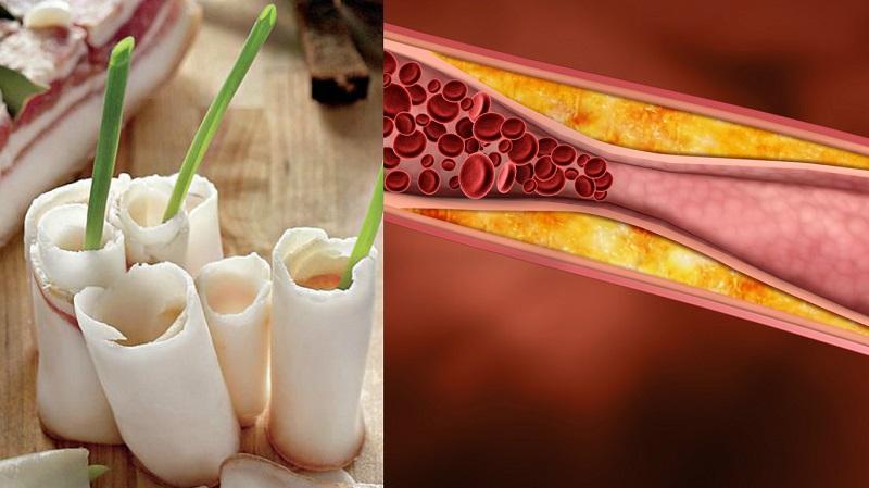 Вот что происходит с организмом, когда ты ешь сало. Не упади со стула!