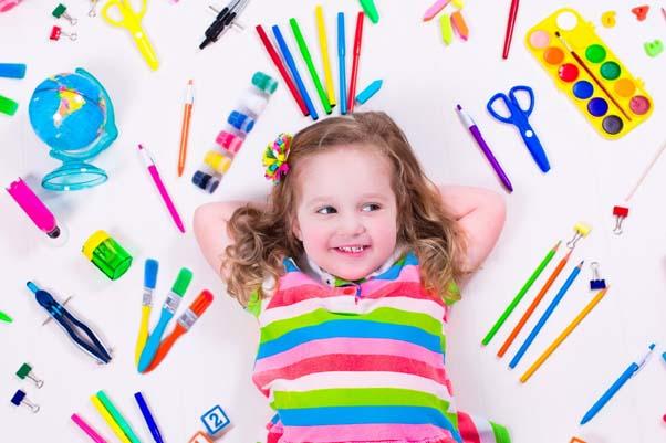 дети творчество