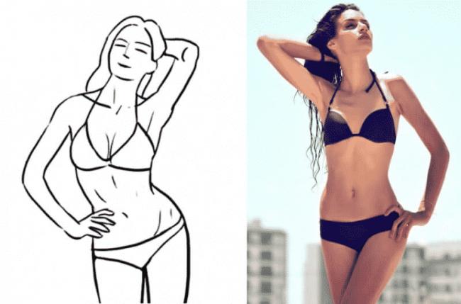 18 примеров Как позировать для фото, чтобы всегда получаться эффектно