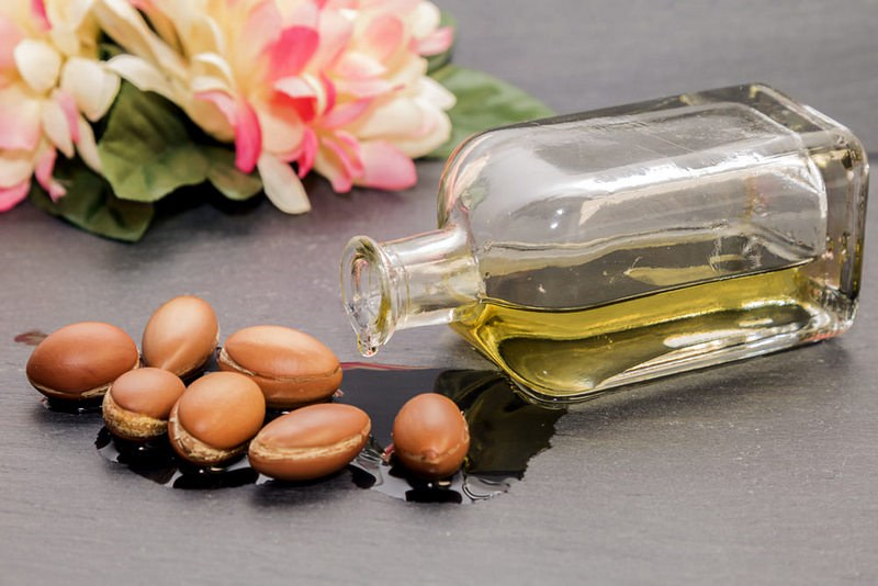 Аргановое масло для лица, волос, тела